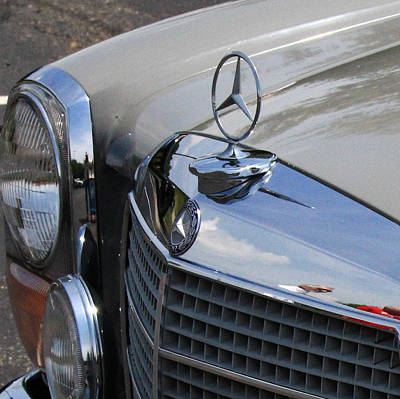Mercedes 250c Original by Jim Cotton
