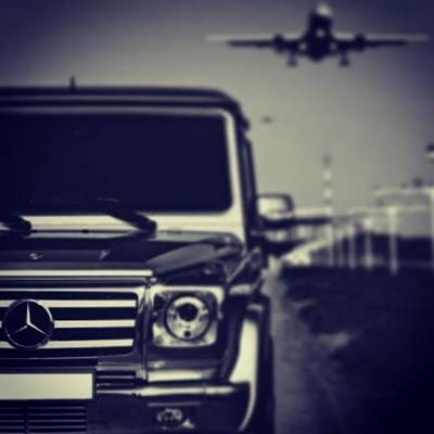 Extreme Sports Photograph - #mercedes #g #wagon #series #love by Nawaabi Prince