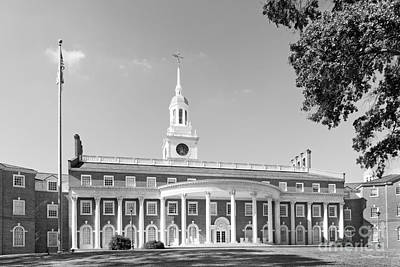 Photograph - Mercer University School Of Law Walter F. George Building by University Icons