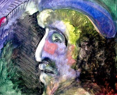 Merchant Of Genoa Original by Aquira Kusume