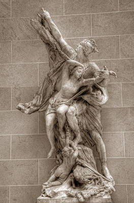 Photograph - Mercury And Psyche by Michael Kirk