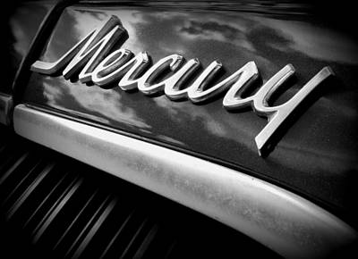 Photograph - Mercury by Ramona Johnston