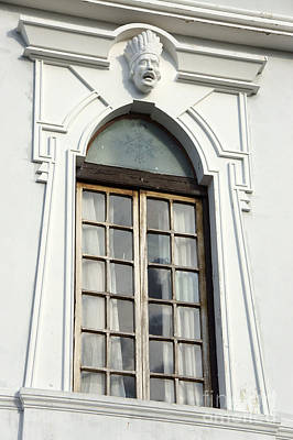 Photograph - Merida Window Mexico by John  Mitchell