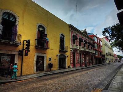 Photograph - Merida Yucatan 003 by Lance Vaughn