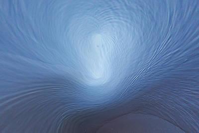Jouko Lehto Royalty-Free and Rights-Managed Images - Mermaid apparition by Jouko Lehto