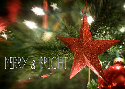 Photograph - Merry And Bright by Joye Ardyn Durham
