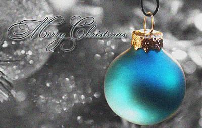 Digital Art - Merry Christmas 2 by Kara  Stewart