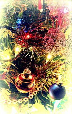 Digital Art - Merry Christmas 7 by Kara  Stewart