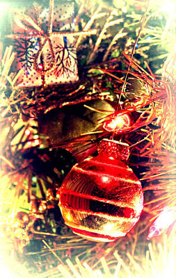 Digital Art - Merry Christmas 8 by Kara  Stewart