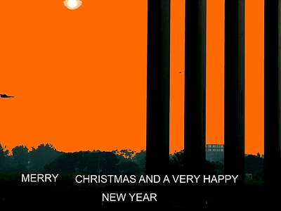 Photograph - Merry Christmas-d6 by Anand Swaroop Manchiraju