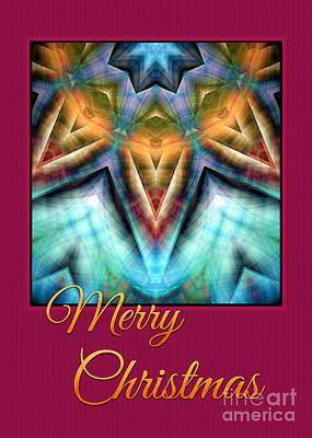 Digital Art - Merry Christmas  by Gabriele Pomykaj
