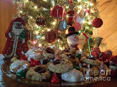 Photograph - Merry Christmas by Laurie L