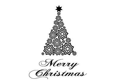 Digital Art - Merry Christmas by Martin Capek