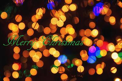 Photograph - Merry Christmas by Saija  Lehtonen