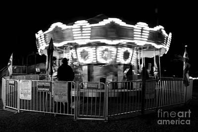 Photograph - Merry Go Round by Chiara Corsaro