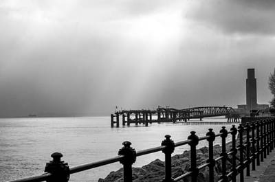 Photograph - Mersey Halo by Spikey Mouse Photography