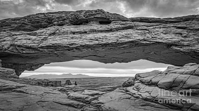 Mesa Arch Bw V2 Original