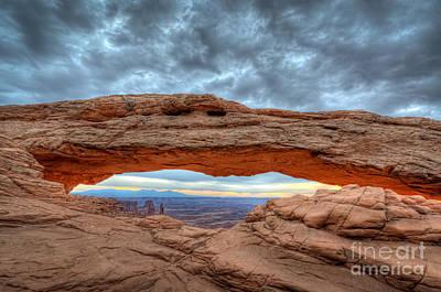 Mesa Arch Sunrise Original