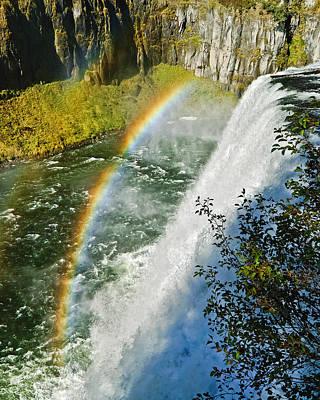 Mesa Falls Art Print