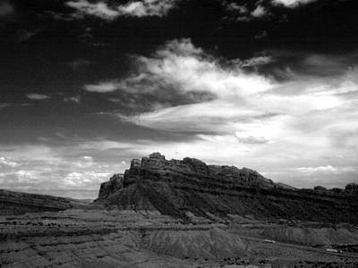 Photograph - Mesa Sky by Tarey Potter