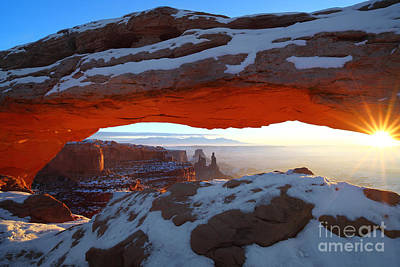 Photograph - Mesa Sunrise by Bill Singleton