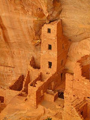 Photograph - Mesa Verde 02 by HW Kateley
