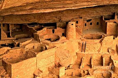 Photograph - Mesa Verde Cliff Palace by Adam Jewell