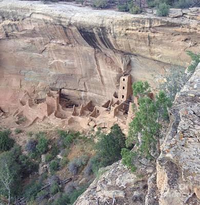 Mesa Verde Colorado Cliff Dwellings 1 Original