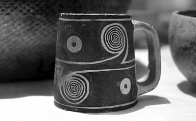 Ceramics Photograph - Mesa Verde Migration Mug by David Lee Thompson