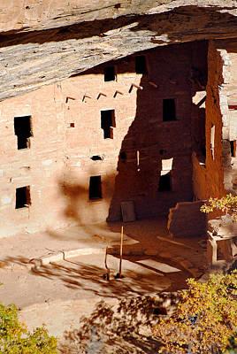 Photograph - Mesa Verde Np-spruce Tree House 02 by Jeff Brunton