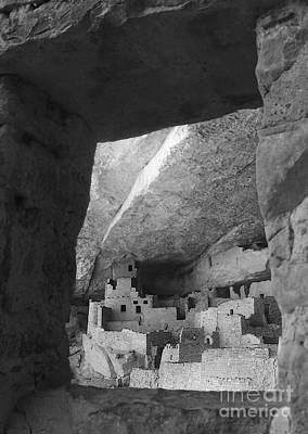 Photograph - Mesa Verde Window by Deborah Smith