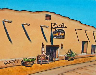 Pastel - Mesilla Tasting Room by Michael Foltz