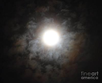 Photograph - Mesmerizing Moonlight by Maria Urso