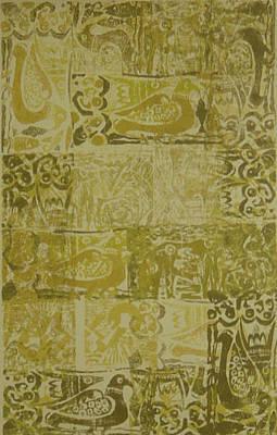 Painting - Mesopotamia II by Ousama Lazkani