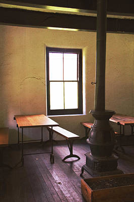Photograph - Mess Hall by Marilyn Wilson