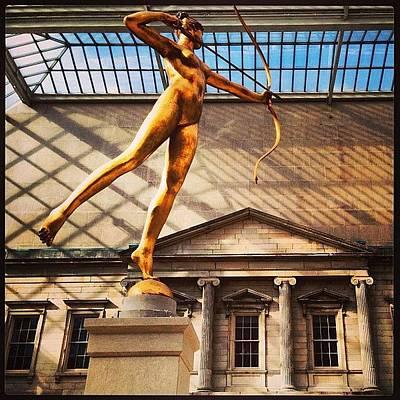 Classical Photograph - #met #metropolitan #metropolitanmuseum by Miguel Grullon