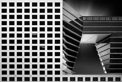 Philippines Photograph - Meta Matrix by Dr. Akira Takaue