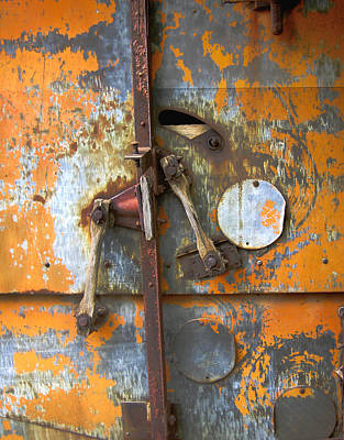 Photograph - Metal II by Ann Powell