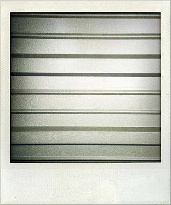 Metal Texture Art Print by Les Cunliffe