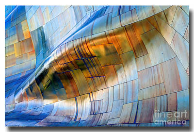 Photograph - Metal Wave by Chris Anderson
