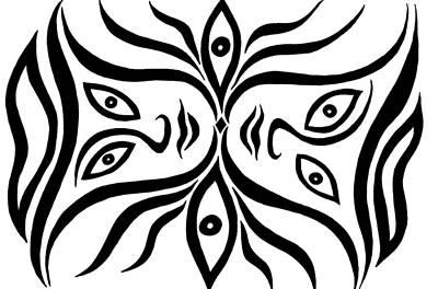 Drawing - Metamorphosis by Beth Akerman