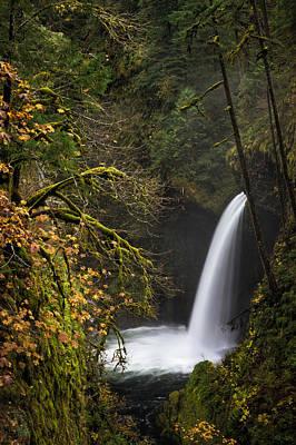 Photograph - Metlako Falls by Brian Bonham