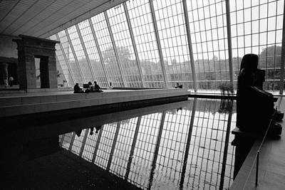 Photograph - New York City - Metropolitan Museum by Dave Beckerman