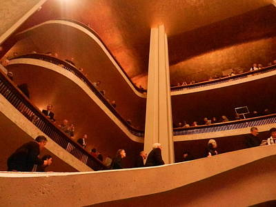 Metropolitan Opera House 4 Art Print