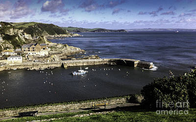 Photograph - Mevagissey by Michael Canning