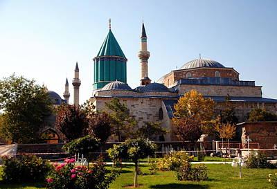Photograph - Mevlana Museum - Konya 2013 by Jacqueline M Lewis