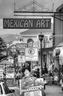 Photograph - Mexican Art by Bill Hamilton