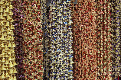Photograph - Mexican Christmas Garlands by John  Mitchell