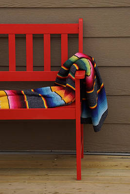 Photograph - Mexican Colors by Inge Riis McDonald