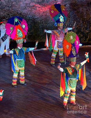 Photograph - Mexican Folk Dance 4 by Rachel Munoz Striggow
